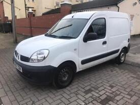 Renault Kangoo. 1.5 2007, low miles, 12 months MOT. No issues 3 months warranty.