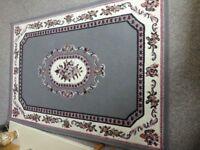 Mid sized quality rug 170cm x 120cm