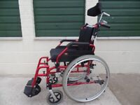 Mobility Scooter Enigma Wheel Chair - In very good condition