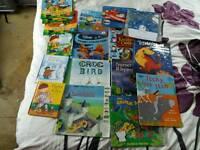 Children's Books x 17