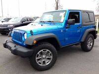 2015 Jeep Wrangler RUBICON**NAV**CHRYSLER COMPANY VEHICLE