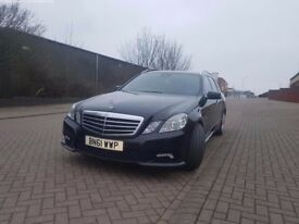 Mercedes-Benz E Class 3.0 E350 CDI BlueEFFICIENCY Sport 7G-Tronic 5dr