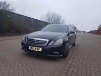 Mercedes-Benz E Class 3.0 E350 CDI BlueEFFICIENCY Sport 7G-Tronic 5dr