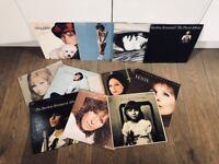 "Job Lot of 11 Barbra Streisand 12"" Vinyl Records"