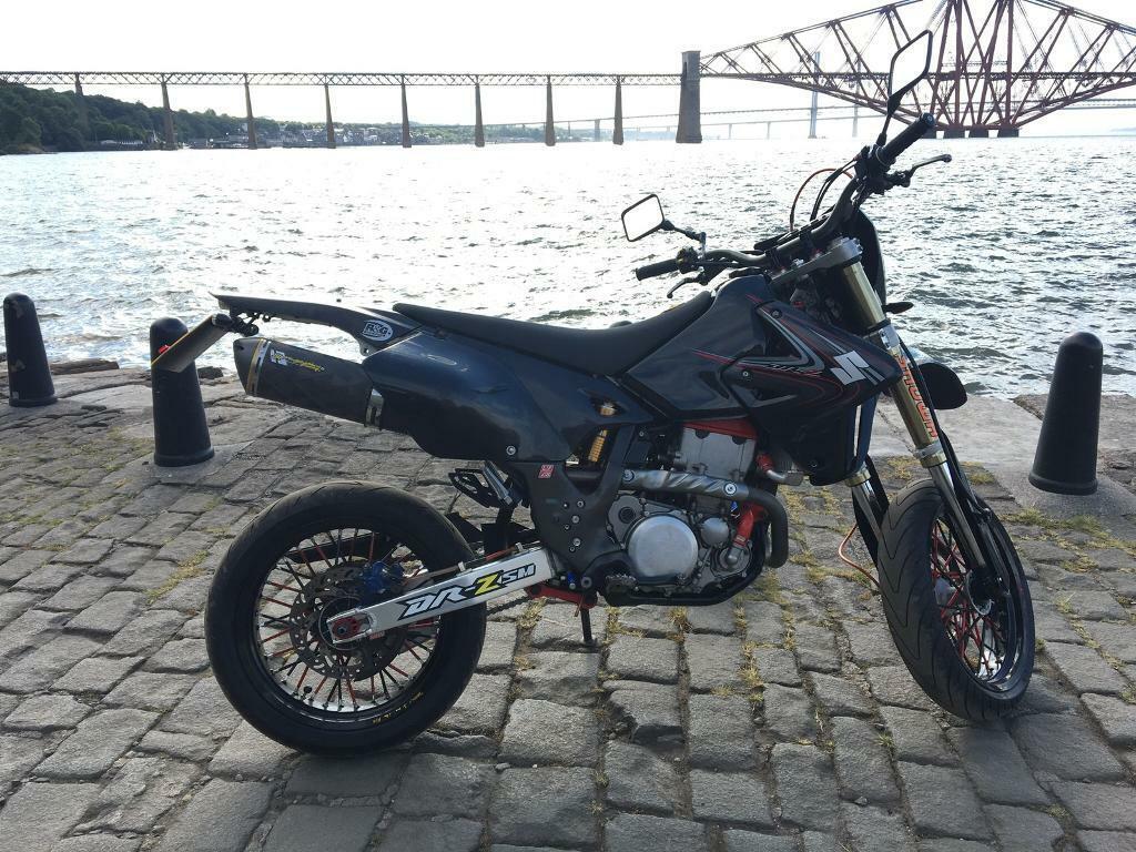 Suzuki DRZ 400 SM   in Balerno, Edinburgh   Gumtree