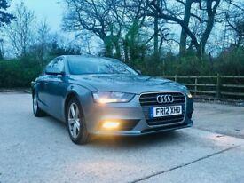 Audi A4 TDI 2012