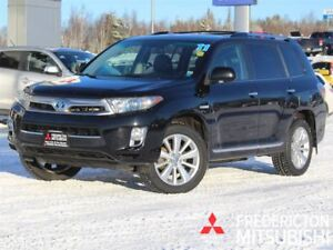 2011 Toyota Highlander Hybrid LIMITED | AWD | HEATED LEATHER | N