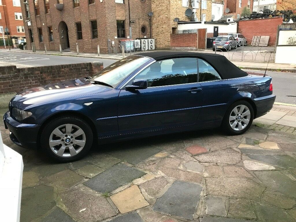 BMW 2006 Convertible.69,000 miles.Low price for quick sale.