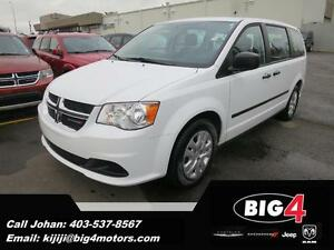 2015 Dodge Grand Caravan SE, Canada Value Pkg, Remote Start