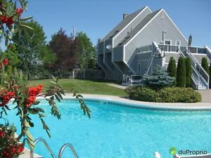 495 000$ - Maison à paliers multiples à vendre à Roberval
