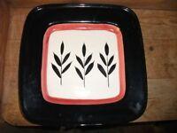 Spanish plate