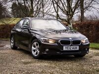2012 BMW 320d Efficient Dynamics | Professional Media, Full Leather, £7k Options