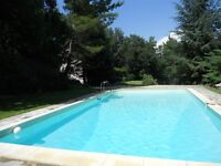 NEW: 15-22 July : Provence villa private pool space,comfort