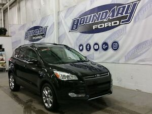 2013 Ford Escape SEL W/ Leather, Sunroof, Remote Start