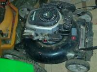 4x Lawn Mowers for parts or fix up