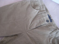 M&S Collection womens Cord trousers (new) - Size 12 - Almond colour now for sale