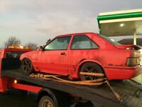 FORD ESCORT MK4 RS TURBO BREAKING xr3i orion xr2 cosworth