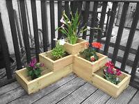 Planters instant garden