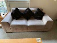 2 x Two Seater Sofas
