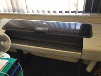 """HP Designjet T1120 (A1) 24"""" Plotter"""