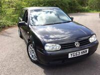Volkswagen Golf V5 in GREAT condition