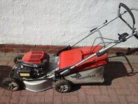 Mounfield SP465 Self Propelled Honda Petrol Lawnmower... SERVICED