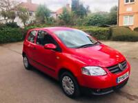 VW FOX 2006 Volkswagen 1.2 LOW MILAGE NEW MOT it's not polo golf or astra Corsa