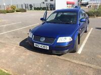 Volkswagen Passat sport 1.9tdi 130bhp high miles