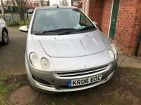 Smart forfour 1.1 petrol. Spares or repair.