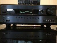 ONKYO TX-SR608 THX CERTIFIED, HDMI, 3D 7.2 HOME CINEMA RECEIVER. CRYSTAL CLEAR SOUND, FULLY TESTED.