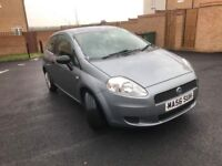 Punto 1.2, 78.000 on the clock part Service history cat d