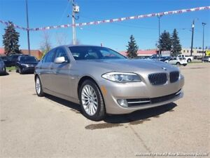 2011 BMW 5 Series 535i xDrive ONE OWNER-ACCIDENT FREE