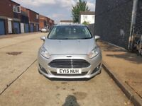 2015 FORD FIESTA ZETEC HPI CLEAR MINT CONDITION 1 YEAR MOT ONLY 24000