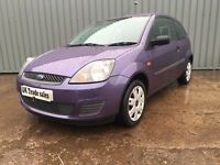 2007 Ford Fiesta Style 1.4 Diesel not micra corsa polo ka 206 punto yaris clio