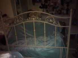 Beautiful French style bedstead