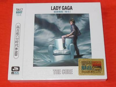 LADY GAGA THE CURE (The Best Car Music) 3CD BOX