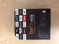 Amazon Fire TV Stick, Boxed, Used Once