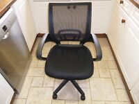Office chair ideal for home desk, computer desk, gaming desc etc. Brand new just come out of box