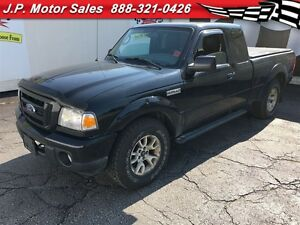 2011 Ford Ranger FX4, Extended Cab, Automatic, 4x4