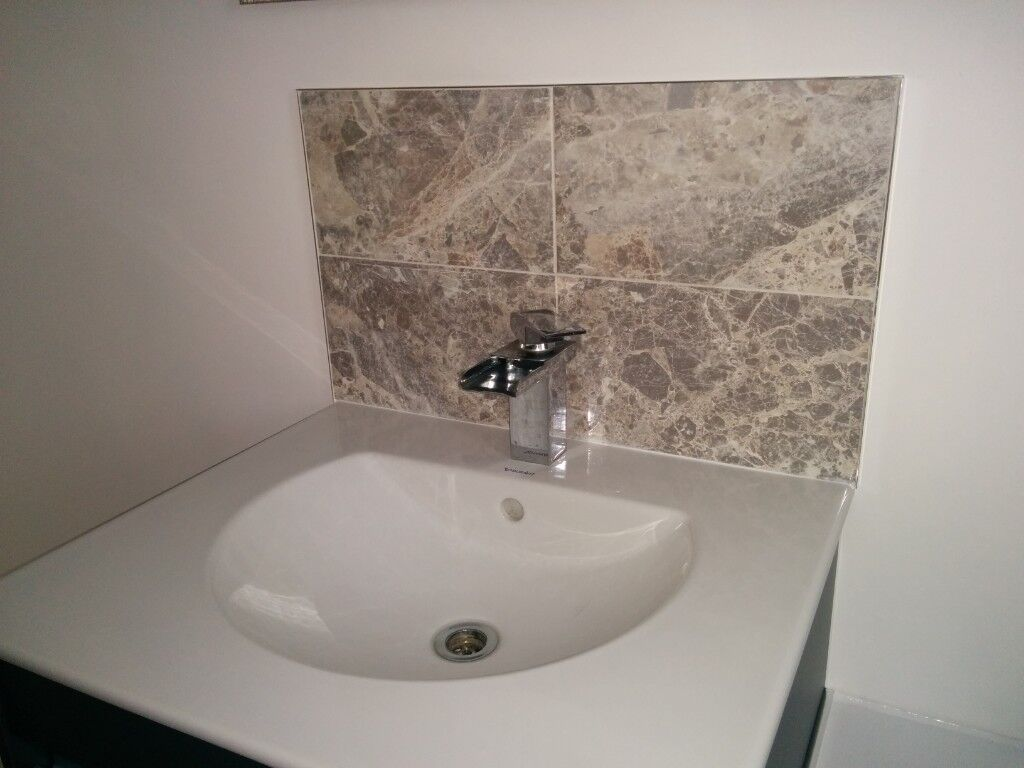6 Avellino Wall Tiles From Wickes 360 X 275mm Ideal For Cloakroom Bathroom Utility
