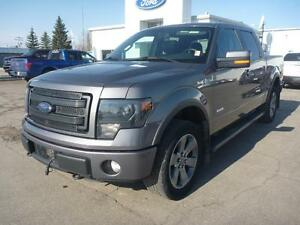 2013 Ford F-150 FX4 LUXURY PACKAGE