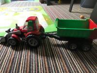 Bruder Tractor