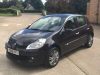 Renault Clio 1.2 Expression 2008 - 64,500 miles - Manual - Petrol - 5 door - New Cambelt - Warranty