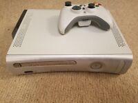 xbox 360 console and accessories