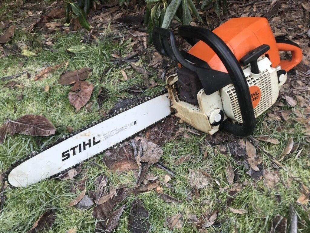 Stihl Ms290 Farm Boss Chainsaw In Paisley Renfrewshire