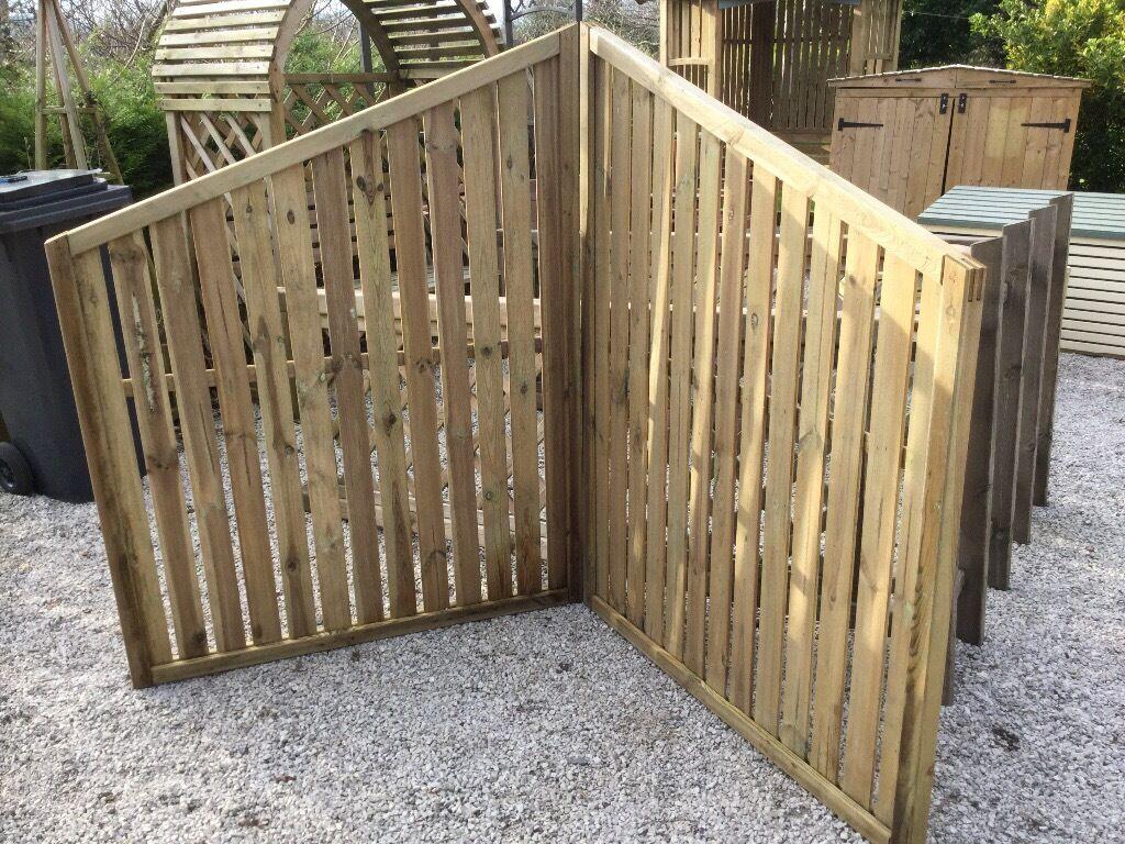 Fence panels corner setting new in tarporley cheshire gumtree fence panels corner setting new baanklon Images