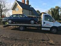 RECOVERY SERVICE CAR DELIVERY TRANSPORT & VEHICLE COLLECTION SERVICE NATIONWIDE 24/7