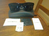 Mens Emporio Armani Sunglasses Never Worn RRP £105