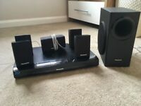 Panasonic blu ray & surround sound