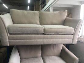 NEW / EX DISPLAY John Lewis Salvadore 3 + 2 Seater Sofas
